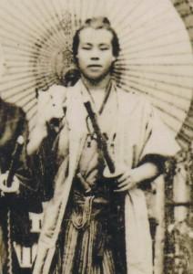 Umanosuke Kashio (1838-1868)
